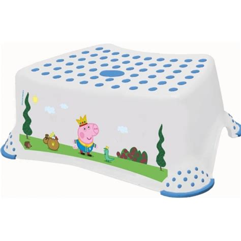 Peppa Pig Step Stool by Peppa Pig George Step Stool