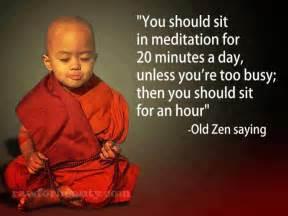 zen inspiration hi spirits old zen meditation saying