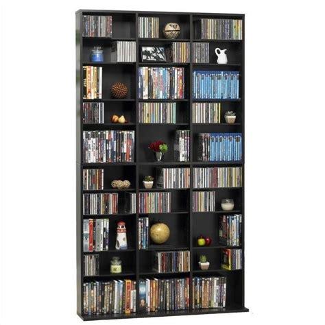 Cd Dvd Shelf by Atlanticc Oskar 1080 Cd 504 Dvd Multimedia Storage Tower