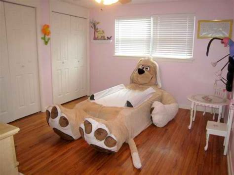 fun l animal shaped beds for the kids