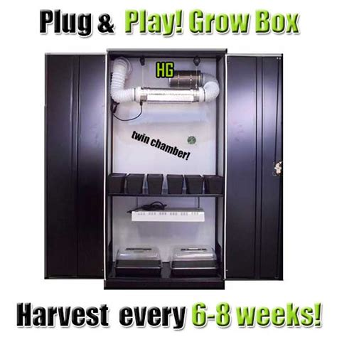 Large Stealth Grow Cabinet Grow Cabinets For Sale