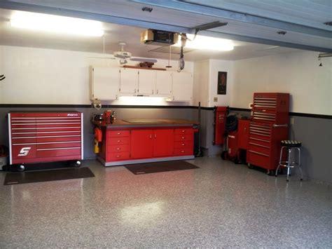 auto garage interieur modern makeover basement garage house design with white