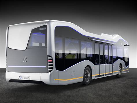 concept bus mercedes benz redefines brt with future bus auto