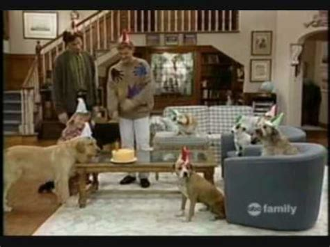 dog on full house full house s dog comet youtube