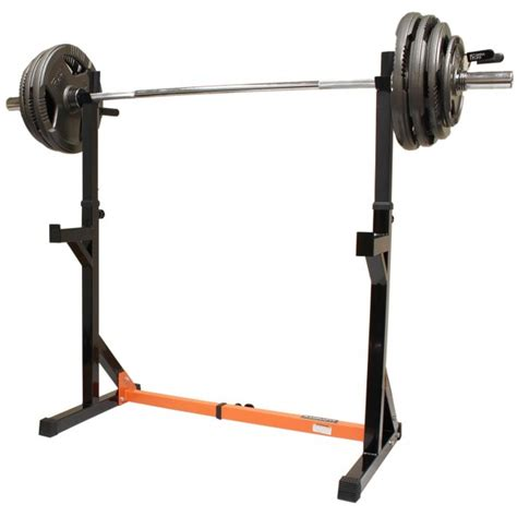 Squat Rack With Spotters by Squat Dip Rack Spotter Fixed Mirafit
