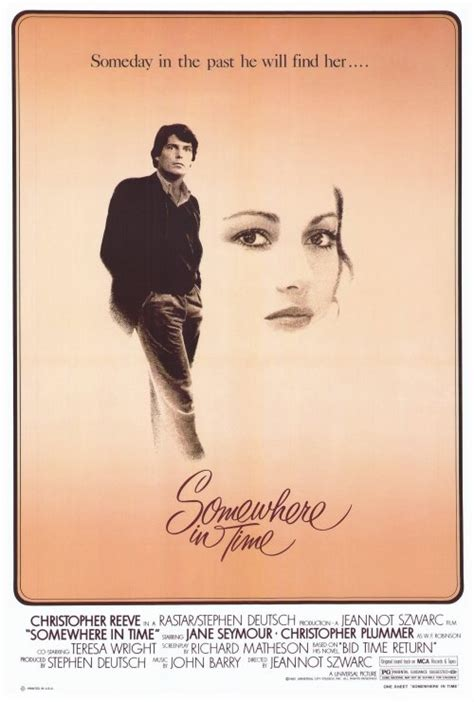 Somewhere In Time badmovieart don t somewhere in time