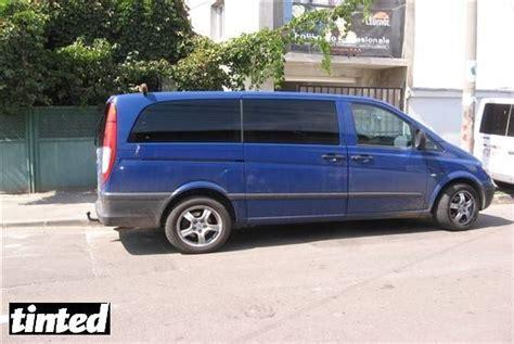 Folie Auto Llumar Recomandari by Blog Folie Auto Mercedes Vito Llumar Basic