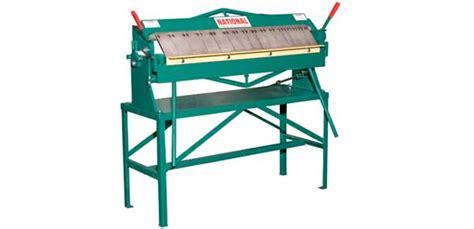 bench brake national sheet metal bench brakes