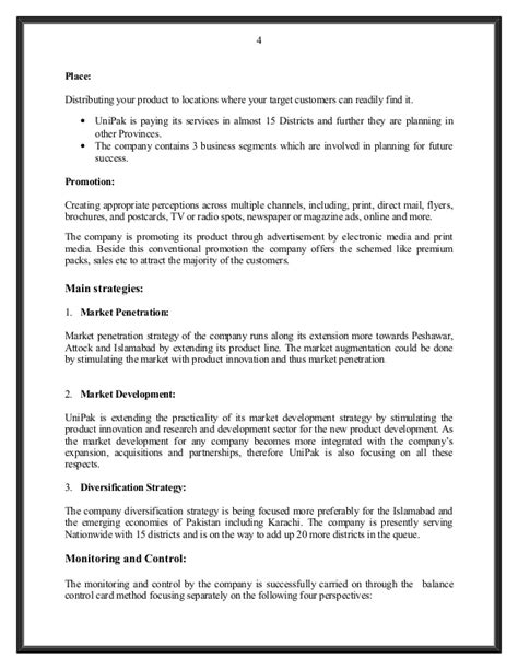 Marketing Plan Assignment For Mba by My Marketing Plan Assignment