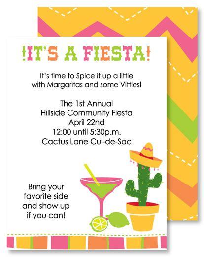 fiesta party invitations plumegiant com