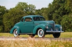 Barn Rat 247 Autoholic 1939 Plymouth Roadking Business Coupe
