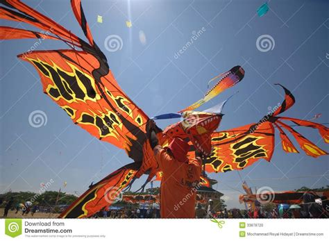 kite design indonesia indonesia kite festival editorial image image 33878720