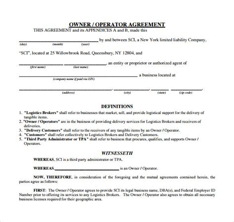 business ownership contract template business ownership agreement template 28 images co
