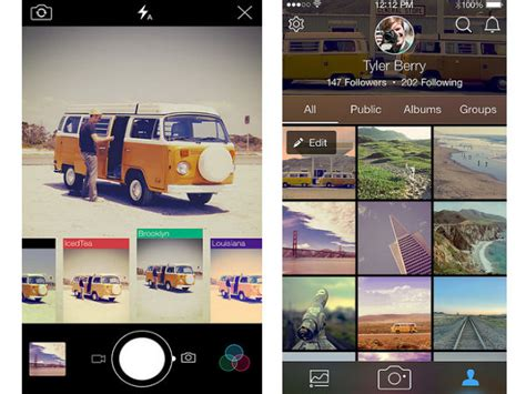 flickr for android flickr 3 0 for android and ios launched with instagram like features what more gizbot