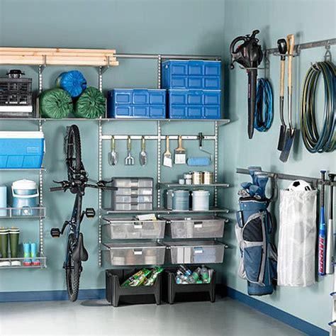 Garage Organization Hanging 25 Best Ideas About Garage Storage Systems On