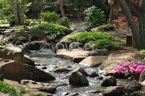 creek running through the japanese gardens toowoomba