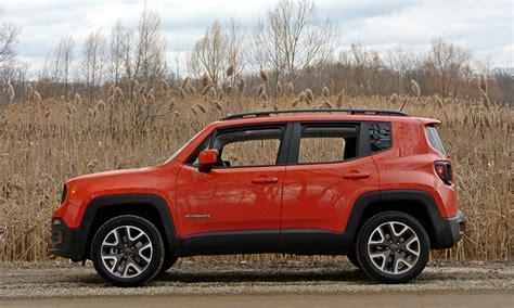 Jeep Renegade Ground Clearance Jeep Renegade Photos Car Photos Truedelta
