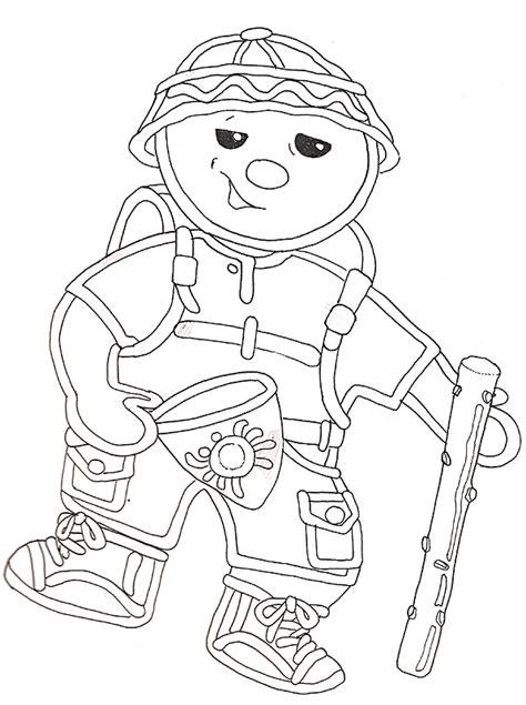 jan brett coloring pages gingerbread baby gingerbread mural hiker gingerbread boy
