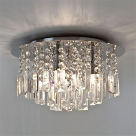 Bathroom Light Chandelier Ip44 Bathroom Chandelier With Droplets Ip44 Insulated