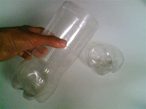 Celengan Botol Batik Unik 1 kreasi botol bekas tutorial membuat celengan dari botol bekas