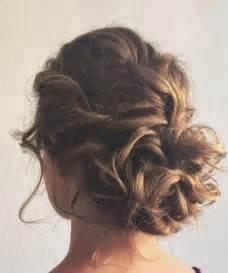 updos for hair one length 24 lovely medium length hairstyles for fall weddings