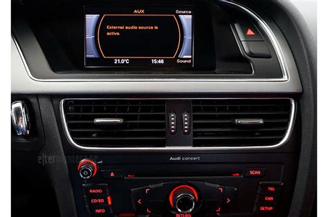Audi Concert Aux by Audi Aux Ami Ipod Iphone A2dp Bluetooth Eftermontering