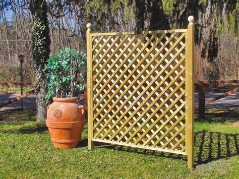 il ceppo arredo giardino prezzi griglie legno giardino grigliati e frangivento griglie