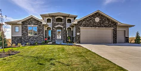 custom house builder bluestone custom builders custom home builders omaha
