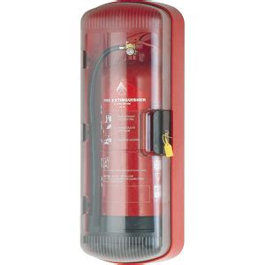 Outdoor Fire Extinguisher Cabinet by Fire Extinguisher Cabinet