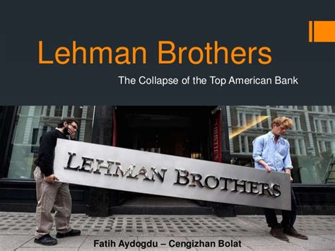 lehman bank lehman brothers collapse and bankruptcy