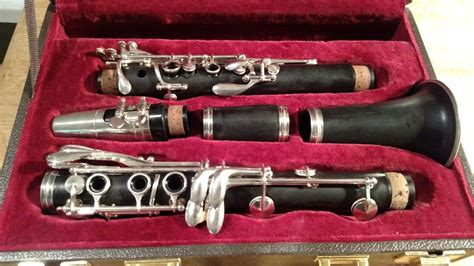 buffet quot e 11 quot clarinet sold elswick band instrument repair