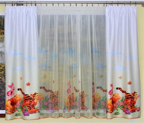 Kinderzimmer Gestalten Winnie Pooh by Kinderzimmer Gardine Winnie Pooh Bibkunstschuur