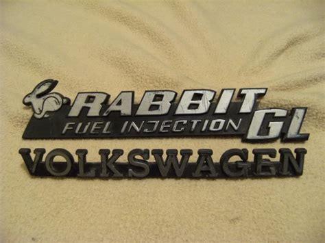 rabbit logo and volkswagen logo forum dafont