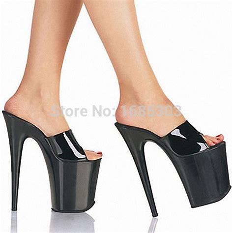 aliexpress buy 8 inch spike heel shoes high