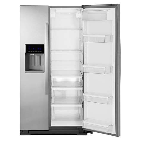 refrigerator cabinet side wrs571cidm whirlpool 36 quot 21 cu ft counter depth side