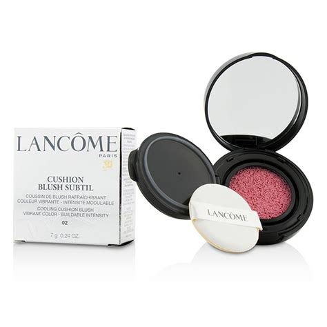 Lancome Blush Cushion lancome cushion blush subtil 02 lemonade the