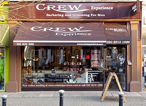 barbering & shaving fulham | crew experience