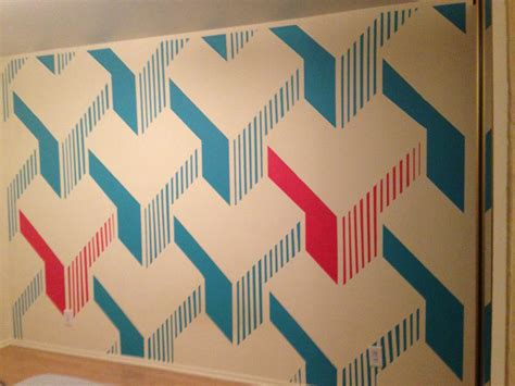 wall paint design ideas with tape top painting techniques for your bedroom inspirations paint