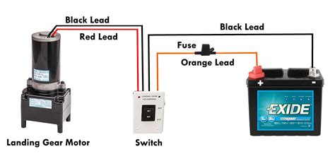 rv landing gear switch wiring diagram free