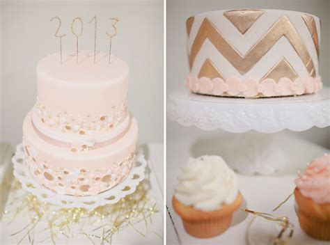 new year pink cakes a new year s bridal shower green wedding shoes