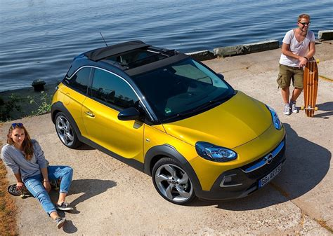 OPEL Adam Rocks specs   2014, 2015, 2016, 2017, 2018