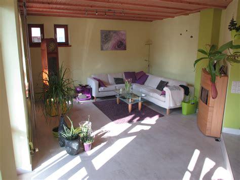 gemütliches wohnzimmer k 252 che grau streichen