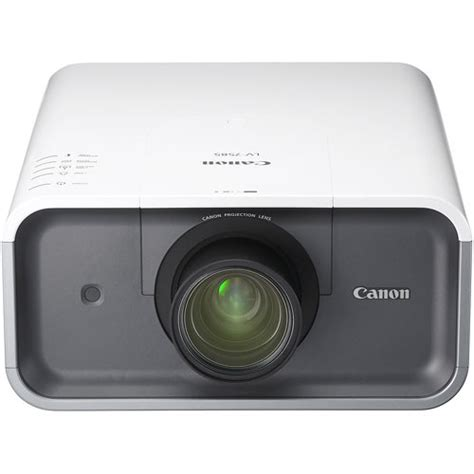 Lcd Projector Canon Le5 W 500 Ansi 1 canon lv7585 lcd multimedia projector 2473b002 b h photo