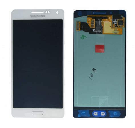 Lcd Dan Touchscreen Samsung Galaxy V Lcd Touchscreen White Galaxy A5 Sm A500 Minpex
