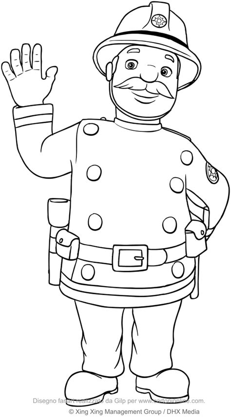 fireman sam coloring pages coloring pages ideas reviews