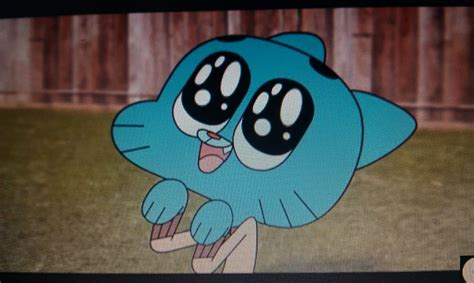 Pooping Eye Cuteeee gumball by bigbob101 on deviantart