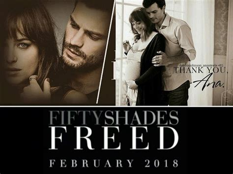 movie fifty shades of grey come out the fifty shades freed trailer will give you all the feels