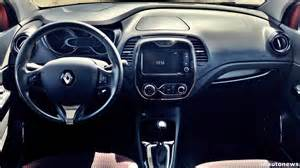 Orange Auto Upholstery Test Drive Renault Captur Xmod Energy Dci90 Edc The