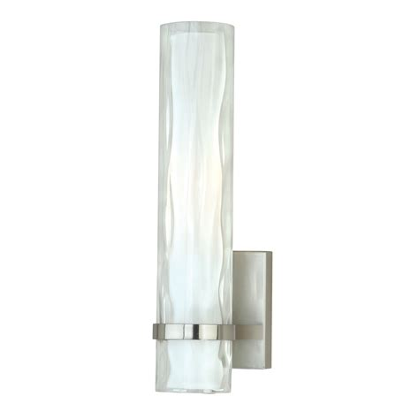 Lighting Wall Sconces Vaxcel Vilo 1 Light Wall Sconce Reviews Wayfair