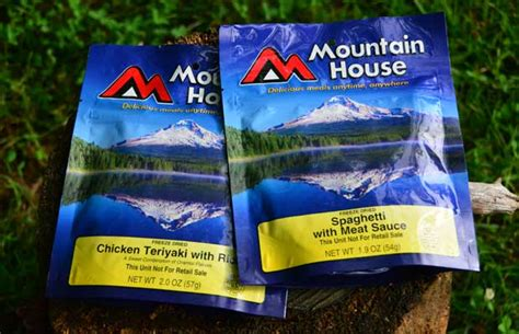 mountain house meals alternatives to mountain house freeze dried backpacking food savage cer